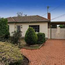 Rental info for Handy Location!!!!!! in the Melbourne area