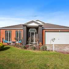 Rental info for Huge Family Home in the Geelong area