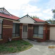 Rental info for MODERN, RECENTLY PAINTED AND WALKING DISTANCE TO OAKLEIGH CENTRAL