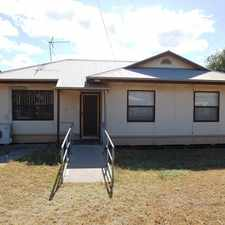 Rental info for Great location in the Port Augusta area