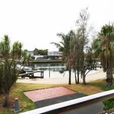 Rental info for Fabulous Water Views in the Patterson Lakes area
