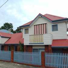 Rental info for LEASED RAY WHITE INNER WEST RENTALS!!! in the Lilyfield area