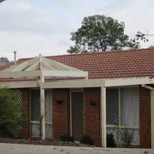Rental info for ***UNDER OFFER*** AFFORDABLE & PERFECT FOR TWO in the Canberra area