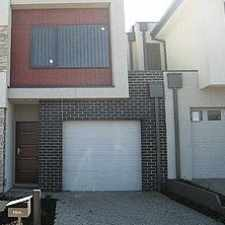Rental info for Near New Townhouse. in the Melbourne area
