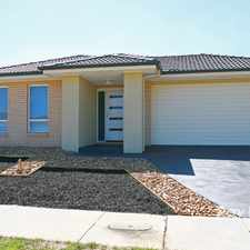 Rental info for UNDER APPLICATION WITH CASEY'S NUMBER 1 AGENT in the Cranbourne East area