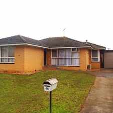 Rental info for 3 Bedrooms + Bungalow. in the Geelong area