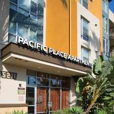 Rental info for Pacific Place