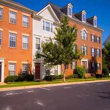 Rental info for Town Square at Mark Center in the Alexandria area