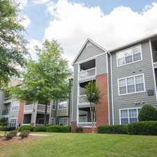Rental info for The Landing at Acworth