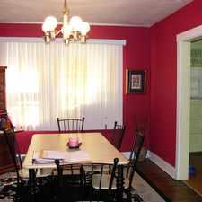 Rental info for 6308 Forward Avenue
