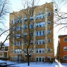Rental info for 1521 Sherwin Ave