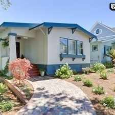 Rental info for $4500 2 bedroom House in Alameda County Alameda in the Oakland area