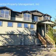 Rental info for 12927 NW Red Cedar Ct