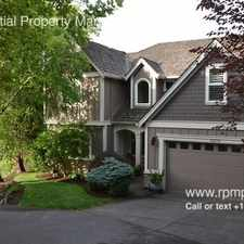 Rental info for 9209 NW Murdock St