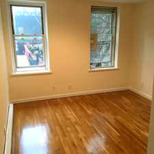 Rental info for Houston Street in the New York area
