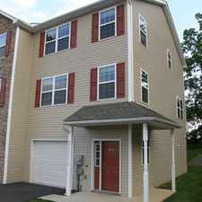 Rental info for $1045 3 bedroom Townhouse in Franklin County Waynesboro