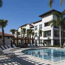 Rental info for Jefferson Westshore in the Port Tampa City area