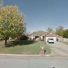 Rental info for Single Family Home Home in Mustang for For Sale By Owner