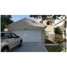 Rental info for 3842 Northwest 23rd Manor