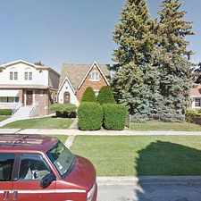 Rental info for Single Family Home Home in Chicago for For Sale By Owner in the Galewood area