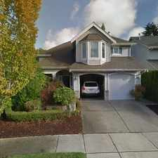 Rental info for Single Family Home Home in Mukilteo for For Sale By Owner