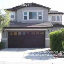 Rental info for 4900 E. American Beauty Dr