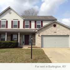 Rental info for Burlington, prime location 4 bedroom, Apartment