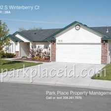 Rental info for 502 S Winterberry Ct