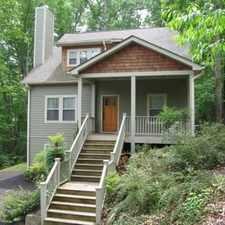 Rental info for Beautiful Beaverdam Home