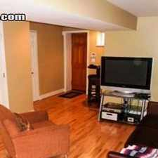 Rental info for $2850 1 bedroom Apartment in U St - Cardoza in the U-Street area