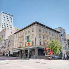 Rental info for 691 O'FARRELL Apartments in the South of Market area