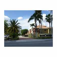 Rental info for 15531 Southwest 133rd Avenue #702