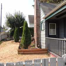 Rental info for 1321 Division Street