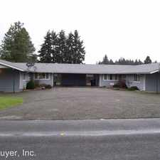 Rental info for 8440 178th Ave. SW #B