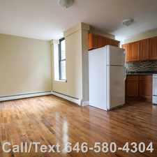 Rental info for Putnam Ave & Howard Ave