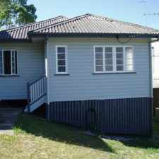 Rental info for High On A Hill in the Brisbane area
