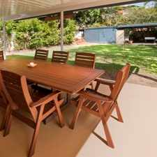 Rental info for Spacious Residence - Perfect Location - Potential for Dual Living in the Brisbane area