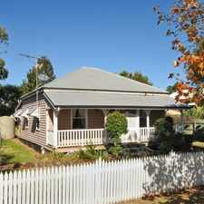 Rental info for Inner City Convenience in the Toowoomba area