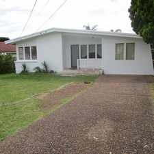 Rental info for 3 Bedder - Prime Position! in the Busby area