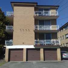 Rental info for Close to Station in the Sydney area