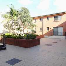Rental info for Huge Ideally Located Apartment in the Sydney area