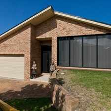 Rental info for Stunning Four Bedroom Home