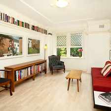 Rental info for Beautiful and Bright One Bedroom in the Sydney area
