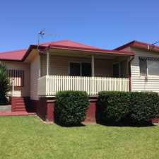 Rental info for Family Home - Large Block