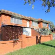 Rental info for GREAT FAMILY HOME in the Chester Hill area