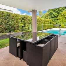 Rental info for THE PERFECT ENTERTAINER - MODERN, SPACIOUS HOME IN SECURE ESTATE in the Hope Island area