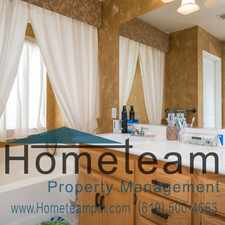 Rental info for 749 Golden Sands Place in the Otay Mesa area
