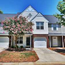 Rental info for 9514 Elizabeth Townes Lane in the Ballantyne East area