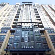 Rental info for Tellus in the Washington D.C. area