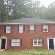 Rental info for 1736 Salem Woods Drive Southeast #Unit B